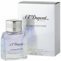 S.T. Dupont 58 Avenue Montaigne Pour Homme  edt 50  ml. m оригинал