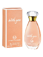 Sergio Tacchini With You  edt 30  ml. w оригинал