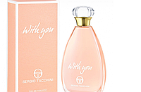 Sergio Tacchini With You  edt 50  ml. w оригинал