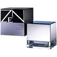 Shiseido Zen For men  edt 50  ml. m оригинал