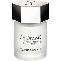 Yves Saint Laurent L`Homme Cologne Gingembre  edt 100  ml. m оригинал Тестер