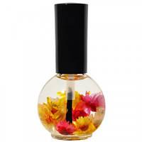 Цветочное масло для кутикулы и ногтей Naomi Ваниль 15 мл
