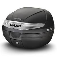 Shad SH29 Top Case Black Кофр центральный (Топ-Бокс), фото 1