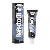 RefectoCil №2 Blue Black - Краска для бровей и ресниц блонд - осветляющая паста, 15мл