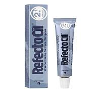 RefectoCil №2.1 Deep Blue  - Краска для бровей и ресниц блонд - осветляющая паста, 15мл