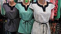 Блузка женская удлиненная