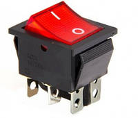 Кнопка влючения  25А с 6-ю выходами