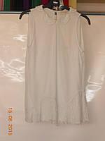 Блузка с фигурным воланом, фото 1