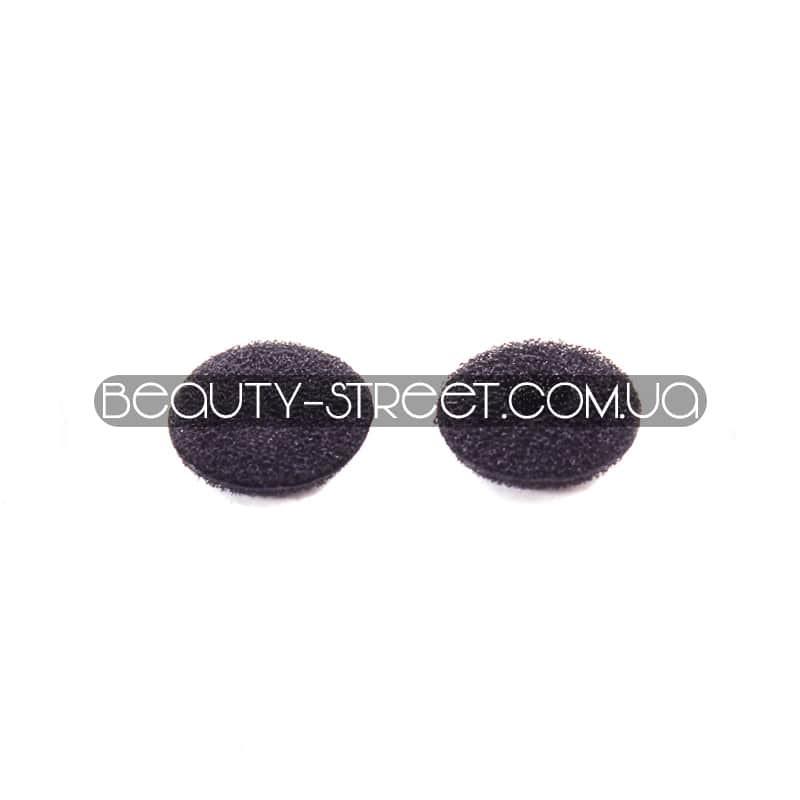 Накладки на навушники - сірий (діаметр 2 см)