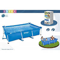 Бассейн каркасный Intex 28270 (58983) Small Frame Pool (220см/150см/60)