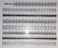Наклейки самоклеящиеся, S685