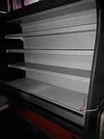 Регал бу; холодильная горка б\у; холодильная витрина Б/У, стеллажи б/у