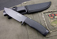 Нож армейский  BUCK  антиблик