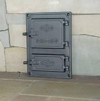 Дверка чугунная DPK 4