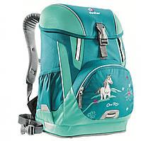 Рюкзак школьный Deuter OneTwo petrol horse (3830116 3037)