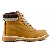 Женские ботинки Palet желтые 36