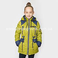"""Детская куртка на девочку """"Вояж"""" для подростков,, фото 1"""
