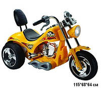 Электромобиль ZP5008 YELLOW детский мотоцикл