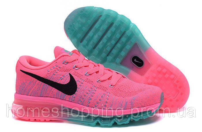 Женские кроссовки Nike Flyknit Air Max