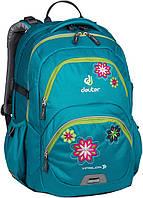 Рюкзак школьный Deuter Ypsilon petrol flower (80223 3034)