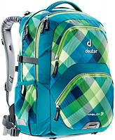 Рюкзак школьный Deuter Ypsilon petrol crosscheck (80223 3216)