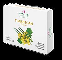 Травлесан-Улучшает процессы пищеварения, снимая неприятную симптоматику(Амрита)
