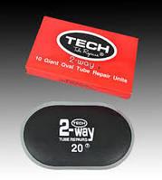 Tech 20 - Латка камерная овальная Giant 160х100 мм