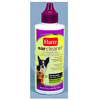 Hartz Ear Cleaner for Dogs & Cats Лосьон для очищения ушей, 118 мл (H98702)
