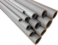 Теплоизоляция Flex 12мм вспененный полиэтилен, толщина стенки 9 мм, серый