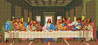 Схема для вышивки бисером А3 Тайная вечеря Леонардо Давинчи КМИ 3042