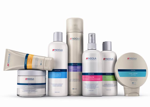 Укладочные средства для волос Indola