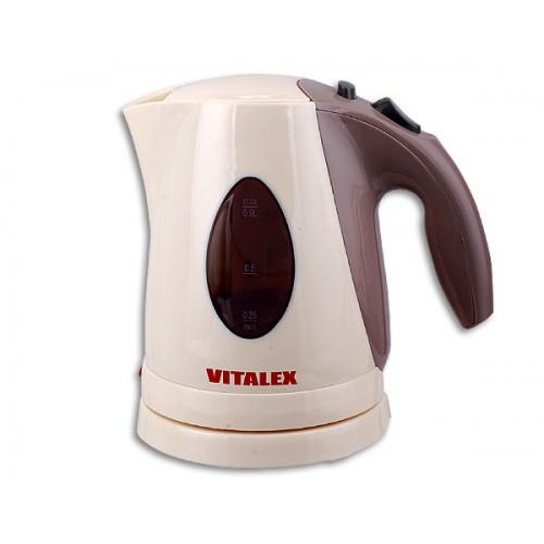 Чайник электрический Vitalex VL-2028 компактный мини чайник 0.9 л