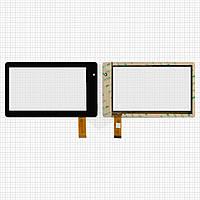 Touchscreen (сенсорный экран) для ViewSonic ViewPad VB734, 30 pin, оригинал (черный)