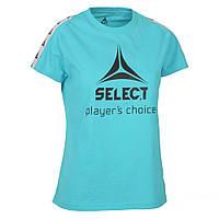 SELECT ULTIMATE T-SHIRT women, футболка тренировочная