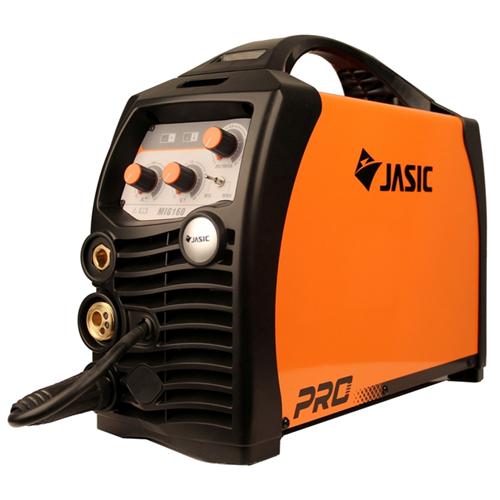 Сварочный инверторный полуавтомат Jasic MIG 160 (N219)+горелка MB 15
