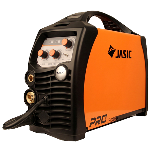 Сварочный полуавтомат Jasic MIG 160 (N219)+горелка mb15 3-метровая