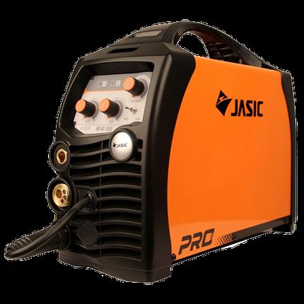 Сварочный инверторный полуавтомат Jasic MIG 160 (N219)+горелка MB 15, фото 2