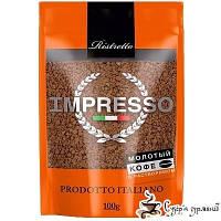 Растворимый кофе Impresso Ristretto м/у 100г