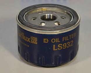 Фильтр масла на Renault Kangoo II 2008->  1.5dCi, 1.9D, 1.4i, 1.6i, 1.6v — Purflux (Франция)  - PX LS932