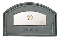 Дверка чугунная DCHD 3Т с термометром