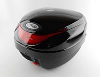 Кофр пластиковый FXW HF-805 Черный  30л (на один шлем)