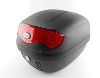 Кофр пластиковый FXW HF-808 Черный 29л (на один шлем)