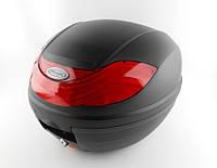 Кофр пластиковый FXW HF-815 Topbox Черный 32л (на один шлем)