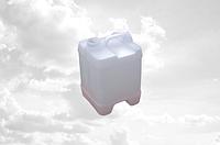 Канистра пластиковая 5 л квадратная Консенсус KN-003