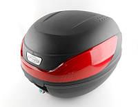 Кофр пластиковый FXW HF-866 Черный 32л (на один шлем)