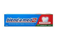 Зубная паста Бленд-а-мед 100мл Минерал зеленая