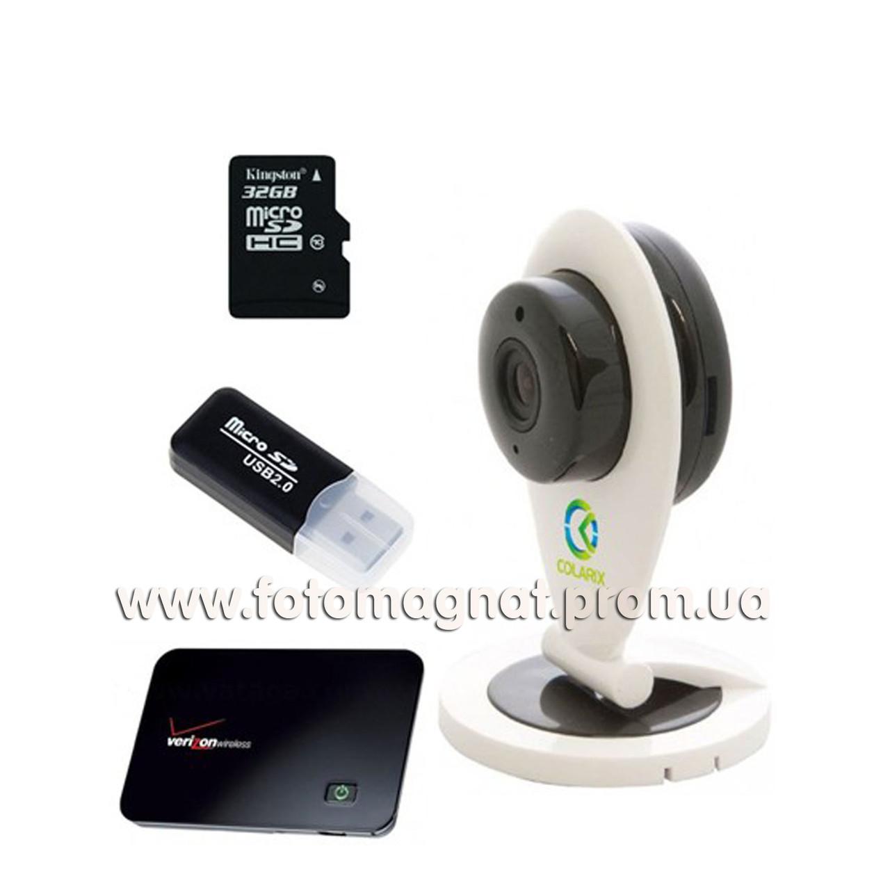IP сигнализация КОМПЛЕКТ «ОНЛАЙН 3G» (готовое видеонаблюдение)