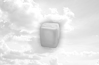 Канистра пластиковая 10 л прямоугольная Консенсус KN-005