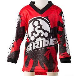 Велореглан Strider (джерси) красный на 5 лет