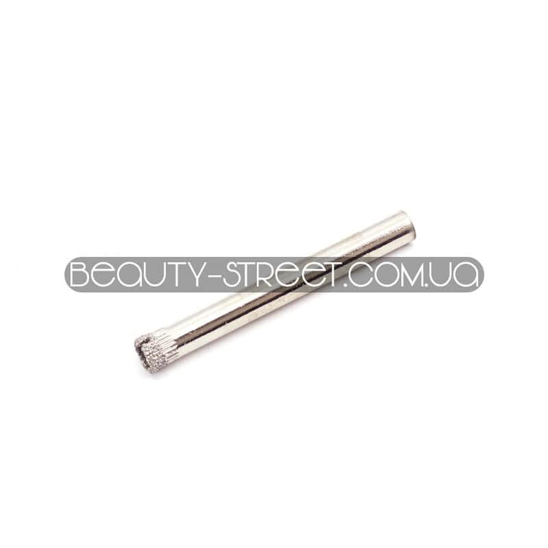 Металлический стержень для резки с алмазным напылением - d=6мм